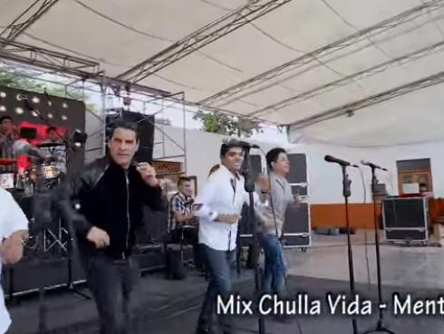 Mix Chulla Vida