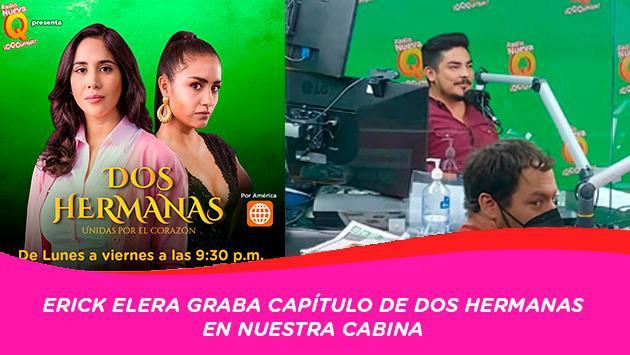 Yoni de 'Dos Hermanas' aparece en cabina de Radio Nueva Q ¿Qué pasará?