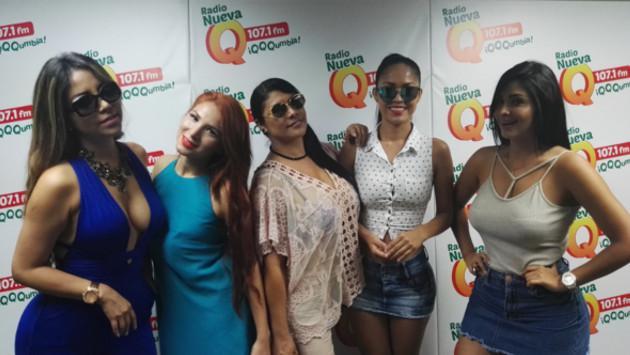 ¡Alma Bella presentó en Nueva Q su versión de la canción 'Qué bonito'! (VIDEO)