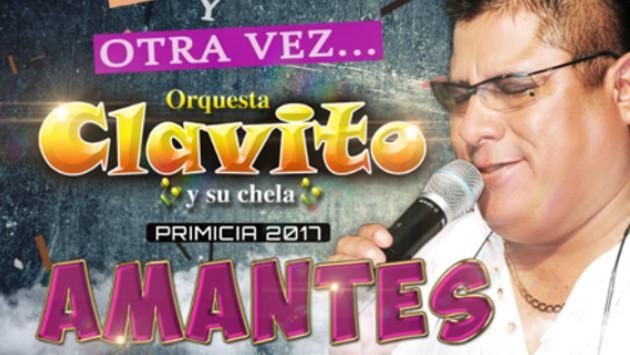 Clavito lanzó el video lyric de su nueva canción 'Amantes'