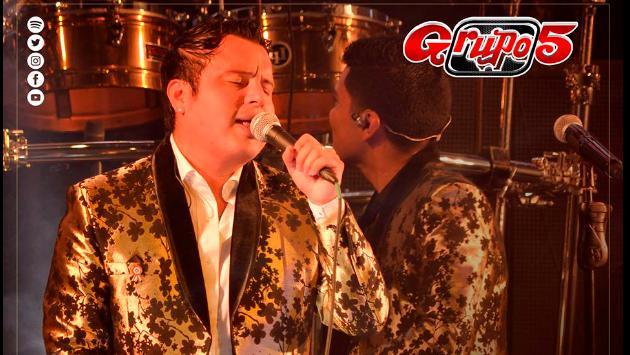 Grupo5 lanzará una nueva canción en la voz de Edu Lecca