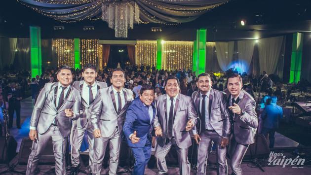Hermanos Yaipén presenta su nuevo álbum 'En concierto'