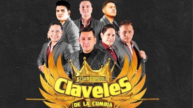 Los Claveles de la Cumbia están de aniversario y regresan a los shows en vivo