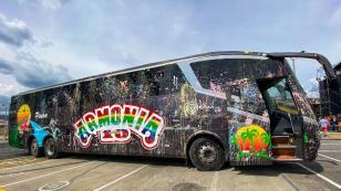 ¡Armonía 10 la pasó increíble en el Carnaval de Cajamarca!