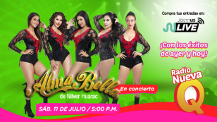 ¡Alma Bella anuncia su primer concierto virtual!