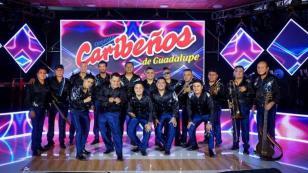 50 años de Los Caribeños de Guadalupe será con show presencial