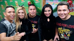 Agrupación Fragancia Tropical presentó su nueva canción 'Me arrepiento' en 'Qumbias y Risas' (VIDEO)