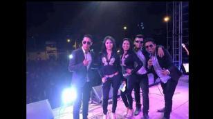 Agrupación Lérida puso a gozar a sus fans de Barranca (VIDEO)