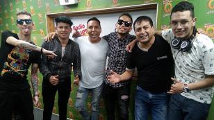 Agrupación Mikaela presentó su nueva canción 'Corazoncito' en 'Qumbias y Risas' (VIDEO)