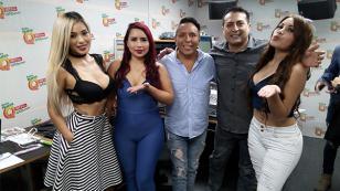 ¡Agua Bella participó del 'Siga cantando' de 'Qumbias y Risas'! (VIDEO)