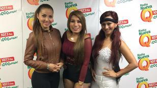 ¡Agua Bella presentó su nueva canción 'Qué siga la fiesta' en 'Qumbias y Risas'!