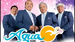 Agua Marina anunció concierto en el Callao para el 2018