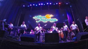 ¡Agua Marina ofrecerá gran concierto de 5 horas!