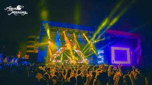 ¡Agua Marina ofreció concierto gratuito en Sechura!