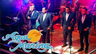 Agua Marina le cantará a la colonia peruana en Chile