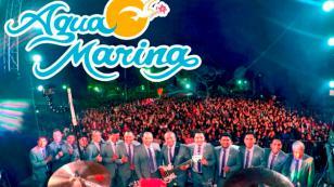 Agua Marina publicó foto de sus integrantes cuando eran jóvenes