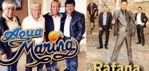 Agua Marina celebran sus 40 años junto a Ráfaga