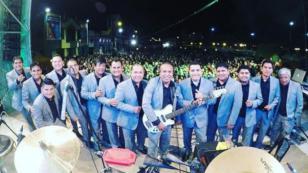 Agua Marina rindió sentido homenaje a Soda Stereo en el Alternativo Music Festival 6
