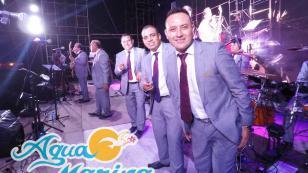 ¿Agua Marina tiene una versión en música criolla de 'Basta ya mi amor'?
