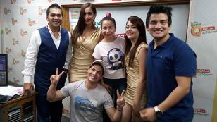 Amaya Hermanos lanzó su nueva canción 'Cautivo de amor' en 'El Show de las Mamis' (VIDEO)