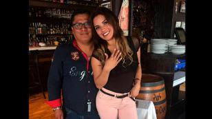 ¡Andrea Fonseca y Clavito y su Chela le pondrían este nombre a su hija!