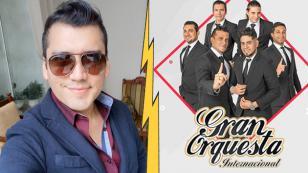 Angelo Fukuy dejó la Gran Orquesta Internacional de Christian Domínguez