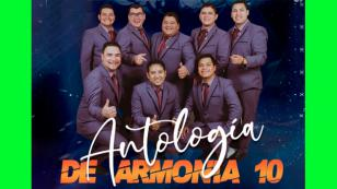 Armonía 10 anunció el lanzamiento de 'Antología'