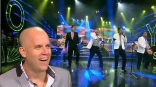 ¡'Armonía 10' causó esta reacción en Gian Marco! [VIDEO]