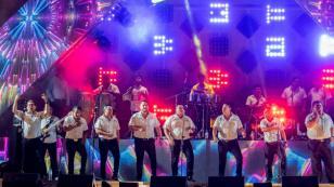 Armonía 10 dedica especial mensaje de cumpleaños a integrante en medio de la cuarentena