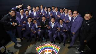 Armonía 10 y Deyvis Orosco destacaron en festival nacional