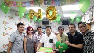 ¡Así celebramos el aniversario de radio Nueva Q! (VIDEO)