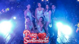 ¡Así fue el concierto de Puro Sentimiento por el aniversario de Cañete! (VIDEO)