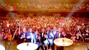 ¡Así fue el concierto del Grupo5 en Argentina! (VIDEO)
