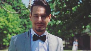 ¡Así fue la boda de Rodrigo Tapari! (VIDEO)