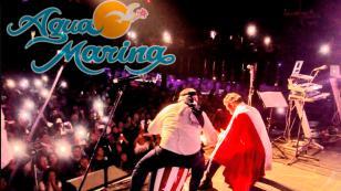 ¡Así le fue a Agua Marina en sus conciertos en Argentina! (FOTOS)