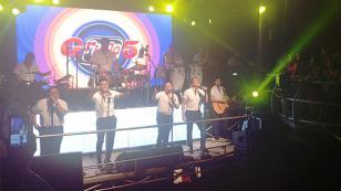 ¡Así se vivió el concierto QQQumbia con el Grupo5 en Villa El Salvador, gracias a Radio Nueva Q! (FOTOS Y VIDEO)