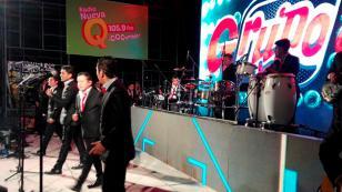 ¡Así se vivió el multitudinario concierto QQQumbia con el Grupo5 EN VIVO en Ica! (VIDEO)