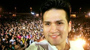 ¡Atención! Deyvis Orosco ofrecerá un concierto en Yurimaguas