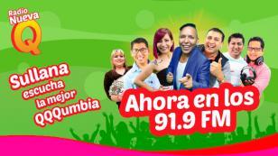 ¡Atención, Sullana! Ya puedes escuchar Radio Nueva Q en los 91.9 FM