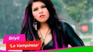 ¡Te presentamos la biografía de Briyit 'La vampiresa de la cumbia'! (AUDIO)