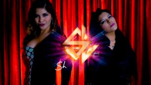 Briyit La Vampiresa de la cumbia y Shania Lazo estrenaron 'Cobarde'