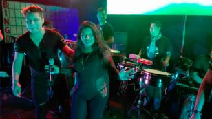 Briyit y su Banda brindó un multitudinario concierto en Chorrillos (FOTOS)