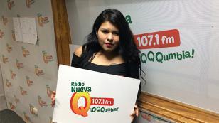 Briyit y su Banda lanzó su nueva canción 'Amor de texto' en 'Qumbias y Risas'