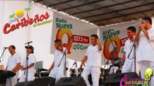Caribeños de Guadalupe lanzó el video lyric de su canción 'Dispárame'