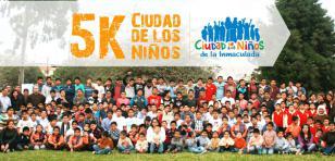 Corre la Maratón 5K Ciudad de los Niños y ayúdalos a continuar su educación