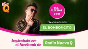 ¡Este miércoles 31 de marzo, Deyvis Orosco en vivo a través del Facebook de Radio Nueva Q!
