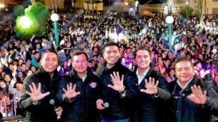 Checa el gran show del Grupo 5 en Ferreñafe, Lambayeque