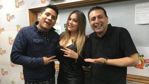 Cheryl Trigozo de Sonido 2000 se vaciló en 'Qumbias y Risas' (VIDEO)