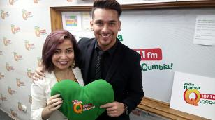 Chris Alegría entrevistó a Ricky Santos en 'El Show de las Mamis' (VIDEO)