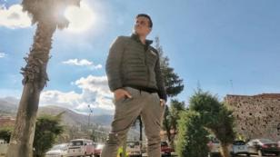 Christian Domínguez sorprendió a todos al bailar 'Aguanile'